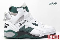 We hope the Ewing Wrap makes a retro comeback! Check out our ultimate vintage Ewing sneaker feature now!