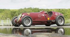 Nuvolari's Silver Arrows-beating Alfa to star at Bonhams' 2013 Revival sale | Classic Driver Magazine