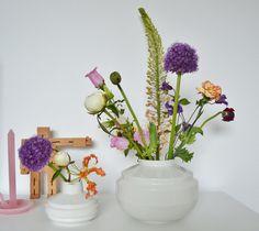 Fenna Oosterhoff low edged & wide edged vase - BijzonderMOOI* - dutch design online