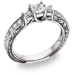Elisabeth's engagement ring