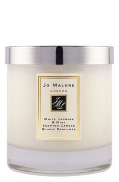 Jo Malone™ 'White Jasmine & Mint' Scented Home Candle available at #Nordstrom