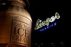 Nighttime Lingering by jkdurden, via Flickr - Highland neighborhood in Denver, Co.