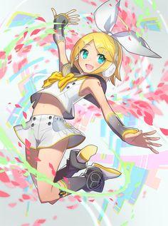 Rin | Vocaloid