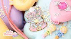 Lot 3 x Enamel pin polly pocket style chic kawaii magic pastel kawaii cute pins heart, star and clock Polly Pocket, Battle Jacket, Bloom Baby, Jacket Pins, Kawaii Cute, Kawaii Stuff, Cool Pins, Metal Pins, Pin And Patches