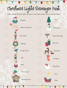 25 Pin-Worthy Christmas Printables |
