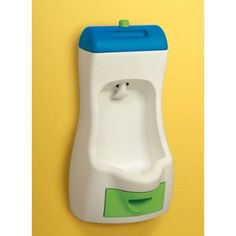 Peter Potty - Flushable Potty Training Urinal for Boys | Potty Training Concepts