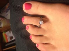 My new toe ring! :)