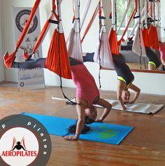 yogacreativo.com: Formación Profesores Yoga Aéreo Acrobático, con AeroYoga® International