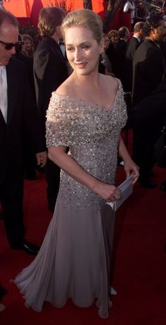 Meryl Streep's Style Evolution: From Oversized Men's Shirts To Glamorous Gowns (PHOTOS)