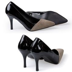 Buy OL Single Shoes for Women Occupation High Heel Color Tip Fine Fashion Lady Shoes Elegant Sexy at Wish - Shopping Made Fun Latest Fashion Design, Wish Shopping, Peep Toe, High Heels, Elegant, Lady, Womens Fashion, Stuff To Buy, Color