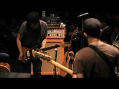 Stunning live rendition of 'Goodbye' by Japanese post-rock band, Toe, featuring Toki Asako. Recorded for their CUT_DVD, released in Worth it for the final two minutes, alone. Dream Video, Great Music Videos, Movies And Series, Post Rock, Take My Breath, Greatest Songs, Shows, Me Me Me Song, In My Feelings