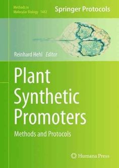 Plant Synthetic Promoters: Methods and Protocols