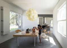 FRPO, FRPO Architects, MO House, Rodriguez & Oriol Architecture, Spanish landscape, cross-laminated wood, timber panels, white-painted timbe...