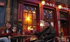 Best pubs in Edinburgh by The Guardian