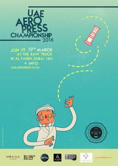 World AeroPress Championship Rad Coffee, Coffee Desk, Coffee And Books, Aeropress Coffee, Mosaic Art, Mosaics, French Press, Barista, Uae