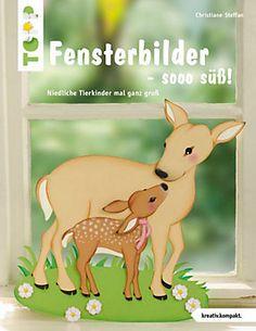 Fensterbilder - sooo süss! Buch bei Weltbild.ch online bestellen