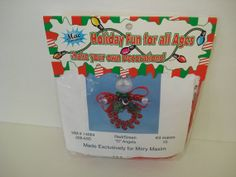 MAC Enterprises Angel Ornament Kit Unopened by SweetLibertyStudio, $10.00