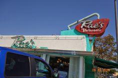 Santa Monica, California: Rae's Restaurant and Diner