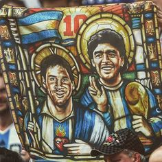 """Diego Maradona: """"I have never seen anyone like Leo Messi. I thank God everyday that Messi is an Argentine."""""""