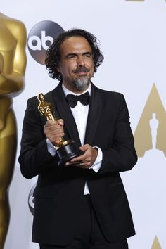 Alejandro Gonzalez Inarritu #Oscars2016