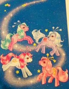 Fairybright Ponies