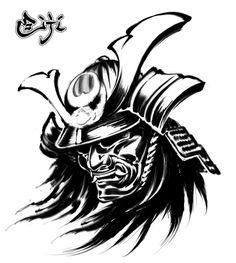dark samourai by Quidamz.deviantart.com on @deviantART
