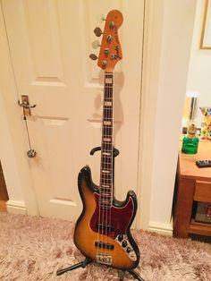 Fender Jazz Bass 1969   in London   Gumtree