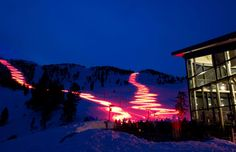 Mount Rose's Chutes are no rookie terrain--the challenging course competes with the Tahoe big names with a smaller ticket price and shorter lift lines. (Image courtesy of Mt. Great Places, Places Ive Been, Mt Rose, Places To Travel, Places To Visit, Reno Tahoe, Lake Tahoe, Nevada, Ticket