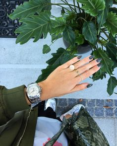 GREEN COLORS  | hvisk Jewellery