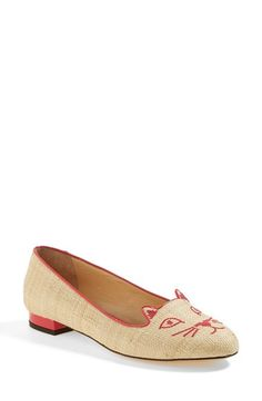 kitty flat by charlotte olympia