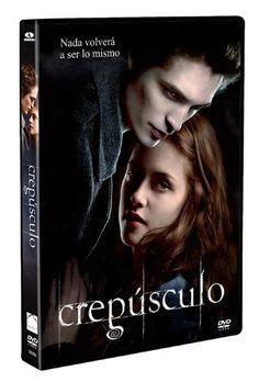 Crepúsculo (2008). EEUU. Dir.: Catherine Hardwicke. Fantástico. Romance. Adolescentes - DVD CINE 2139
