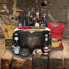 The Oktoberfest Custom Beer Keg Gift Basket comes with 6 European beer, snacks and much more! This basket is beautifully presented in a half barrel! If you wish you can add more beer to this gift basket by choosing how many beers you would like. Decadent Chocolate, Chocolate Truffles, Best Tortilla Chips, Beer Basket, How To Make Tortillas, Ancient Aztecs, Gourmet Cheese, Beer Keg, More Beer