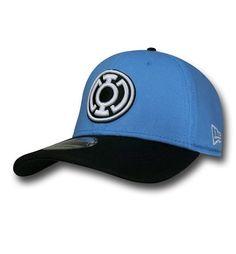 6cc73ce0e9e Blue Lantern Symbol 39Thirty Cap · Blue LanternGreen Lantern CorpsEnemies Caps ...
