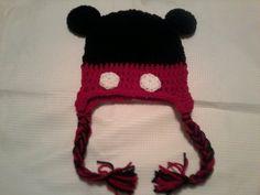 My Mickey Inspired hat