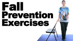 Fall prevention, or reducing the risk of a fall, is very important to prevent further injuries. Often our balance is the main reason for a fall. You can have trouble with your balance for many different reasons including injuries, inner ear issues like vertigo, and even general weakness. See Doctor Jo's blog post about this at: http://www.askdoctorjo.com/fall-prevention-exercises