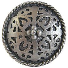 Proud Eagle Cabinet Knob in Antique Pewter from Notting Hill ...