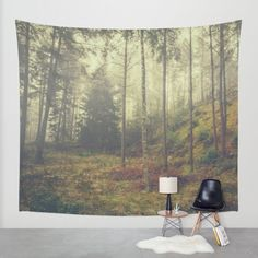 Buy They whisper things Wall Tapestry by HappyMelvin. Worldwide shipping available at Society6.com. Just one of millions of high quality products available.