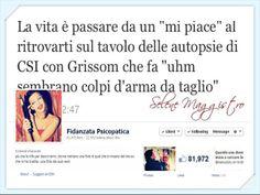 Fidanzata Psicopatica su Facebook. Personaggio di Selene Maggistro #viral #woman #facebook