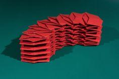튼튼하지만 가볍게…놀라운 종이 접기 공학 -테크홀릭 http://techholic.co.kr/archives/40906