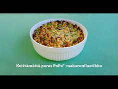 Kaikkien aikojen helpoin makaronilaatikko - HK.fi