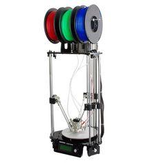 Geeetech Rostock 301 mix color 3D printer [800-001-0472] - $368.00 : Geeetech