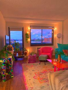 Room Design Bedroom, Room Ideas Bedroom, Bedroom Decor, Bedroom Themes, Bedrooms, Deco Cool, Deco Studio, Indie Room Decor, Pretty Room