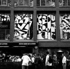 CJWHO ™ (Hoxton Window Project | Jonathan Calugi in Window Graphics