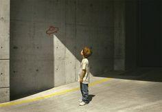 UFO kid!