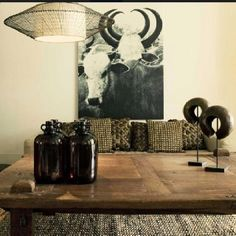 }A{ Afrocentric Decor