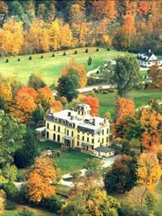 Park McCullough Historic House - Victorian Mansion - North Bennington