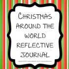 FREE Christmas Around the World Reflective Journal - 25 countries/holidays included!