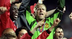 Peter Schmeichel - Former Danish International & Manchester United Goal Keeper  http://champions-speakers.co.uk/speakers/football-sports/peter-schmeichel-mbe #ManchesterUnited
