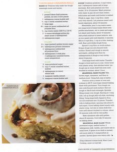 yukon gold cinnamon rolls more food breakfast cinnamon rolls yukon ...