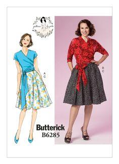 B6285   Butterick Patterns